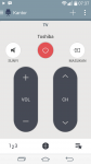 LG QRemote patched with additional brands.