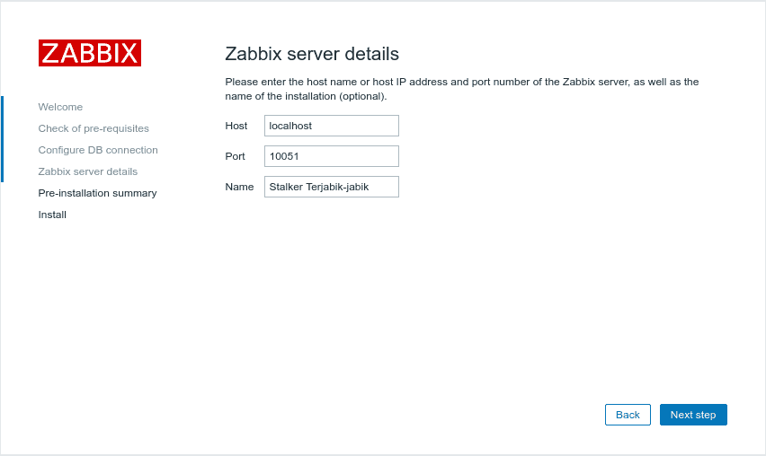 zabbix detail name