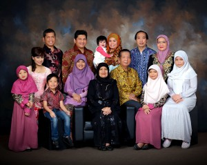 My Family August 2012